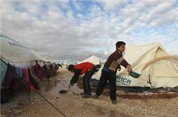Jordan reels over Syrian refugee crisis | Geog 400- Regional Gography | Scoop.it
