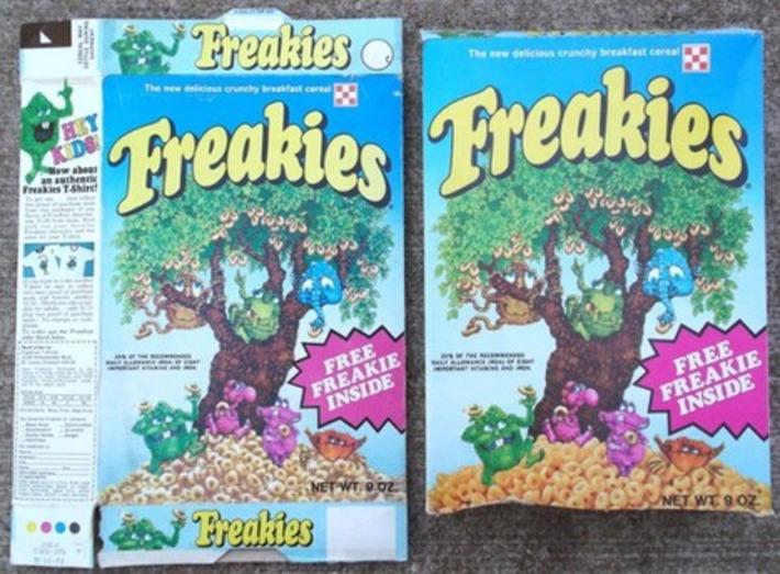 Get Your Freakies On! | Kitsch | Scoop.it