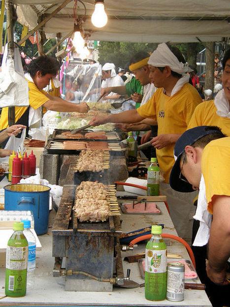 18 Kinds of Yakitori - Japan Talk | Fabuleux Japon... quand tu nous tiens ! | Scoop.it