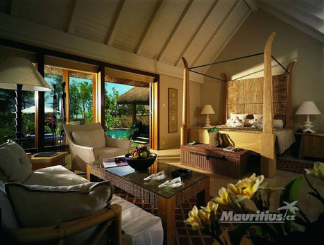 Top Ten Mauritius Resorts - Fall in Love With This Stunning Island | Travel Technology News | Cheap Airlines Tickets, Flight Tickets, Hotel Reservations, Car Rentals | Scoop.it