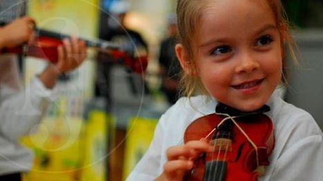 Los beneficios de una educación musical temprana | Recull diari | Scoop.it