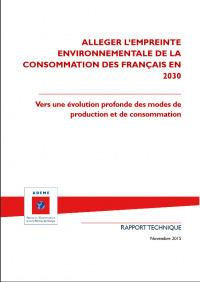 Alléger l'empreinte environnementale de la consommation des Français en 2030 – ADEME | Economie de fonctionnalité | Scoop.it