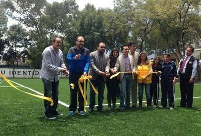 'Cuau' inaugura cancha en Coyoacán - Milenio.com | COYOACAN TRAVEL REPORT | Scoop.it