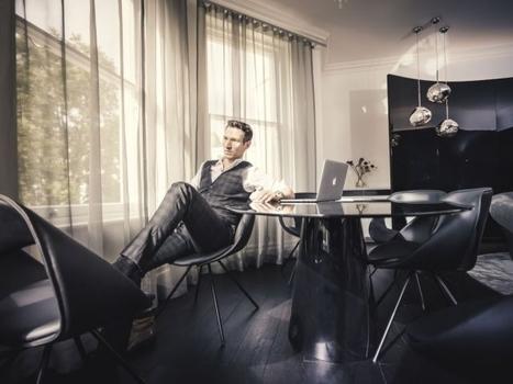 Mercedes-Benz décore des appartements londoniens | Les Gentils PariZiens : style & art de vivre | Scoop.it