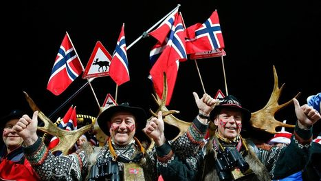Once again, Norway has been voted the best country in the world for humans | AP Human Geography Digital Knowledge Source | Scoop.it