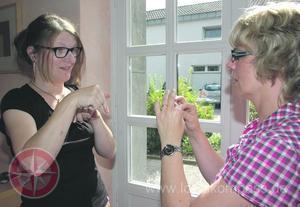 Mit den Händen reden | Taubheit | Scoop.it