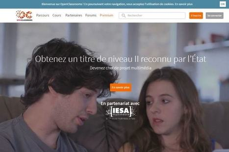 Openclassrooms lève 6 millions d'euros | Les SIRH vus par mc²i Groupe | Scoop.it