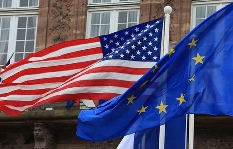 PHOTOS. Strasbourg: Pourquoi deux US Marines ont hissé la bannière étoilée devant l'hôtel de ville | Strasbourg Eurométropole Actu | Scoop.it