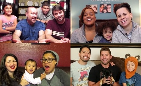 Must-See YouTube Channels For Gay & Lesbian Parents | LGBT Times | Scoop.it