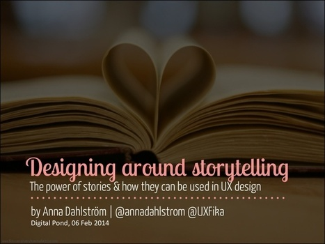 Designing Websites Around Storytelling - Digita...   Ed Tech   Scoop.it