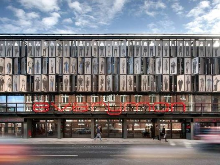 RIBA Stirling Prize 2014: Liverpool's Everyman Theatre named winner | Architectural News | Scoop.it