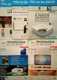 Revistas de TIC y educación   BiblioTICs   Scoop.it