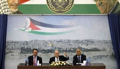 FIFA chief: I'm an ambassador of the Palestinians - Sports   Slash's Palestinian and Israeli pages   Scoop.it