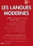 Nouvelle parution : « L'Espace en didactique des langues », n° 18 d'« Études en didactique des langues » - Le site de l'Association des Professeurs de Langues Vivantes | The translation world | TICE et italien - AU FIL DU NET | Scoop.it