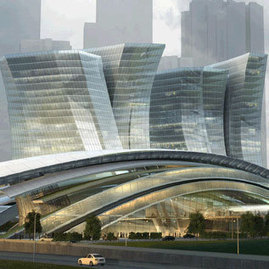 Massive Civil Engineering Projects   BIM   Sustainable Cities Collective   Building Information Modeling   Scoop.it