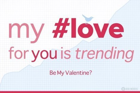 Check out these #Valentine's Day trends for your social media networks... | Influence Engine Optimization | Scoop.it
