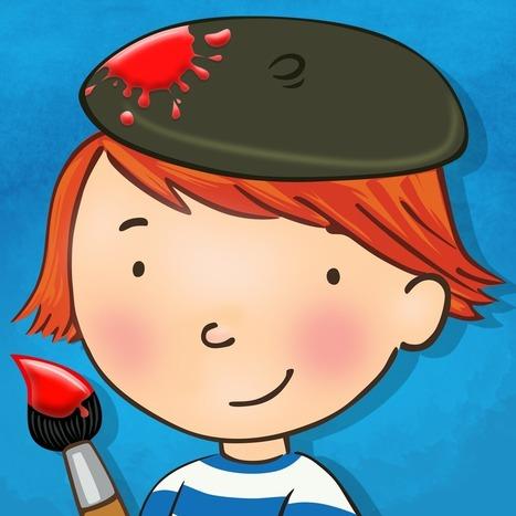 Mini Monet - Creative Studio and Art Club for Kids | STEAM iPad Apps | Scoop.it
