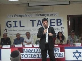 Israël : Campagne passionnelle chez les Français de l'étranger   RCJ   Français à l'étranger : des élus, un ministère   Scoop.it