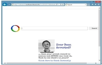 How to Remove Websearch.toolksearchbook.info Redirect Virus – Removal Instructions | Help Remove Spyware and Viruses | Scoop.it