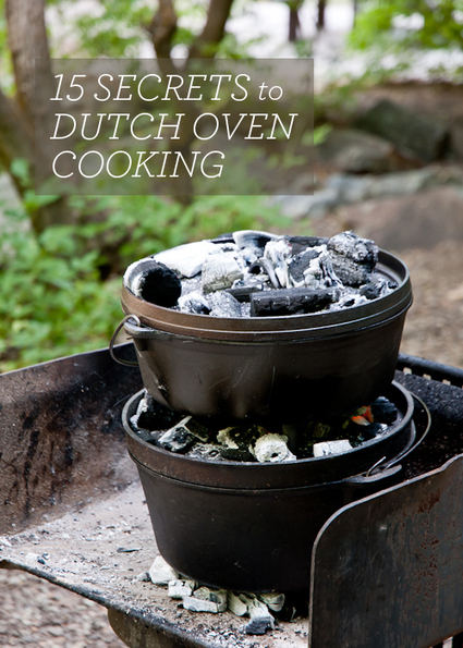 Living Well: 15 Secrets to Dutch Oven Cooking | Sustain Our Earth | Scoop.it