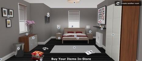 Personnaliser votre chambre grâce à Ikea | MOOV'UP Le BLOG ! | Actualité web 2.0 : buzz et geekerie | Scoop.it