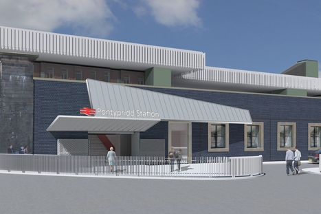 Pontypridd train station set for £6m refurbishment - WalesOnline | Accessible Travel | Scoop.it