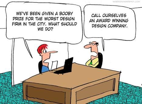 Website Design Comics #websitedesign   WebsiteDesign   Scoop.it