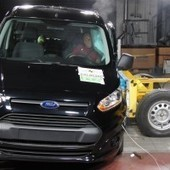 Nuovo Tourneo Connect: 5 stelle EuroNCAP per lo Smart People ... - Automobili10 | Ford Roma | Scoop.it