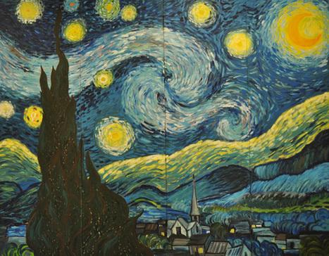 Un Van Gogh en el Instituto | Vídeoteca | Enseñar Geografía e Historia en Secundaria | Scoop.it
