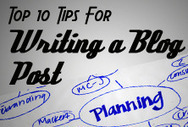 Top Ten Tips For Writing A Blog Post | BloggingToolkit.co | Blogging Toolkit | The Writing Wench | Scoop.it