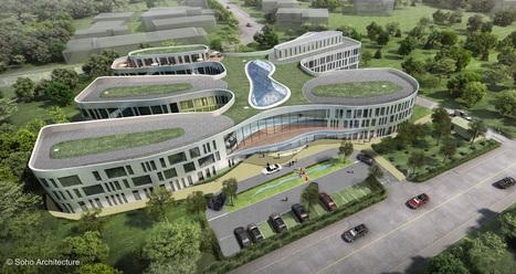 Immobilier d'entreprise : Lyon performe, le nord-ouest décolle – Nouveau Lyon | La Place | La Place de l'Immobilier HBS | Scoop.it