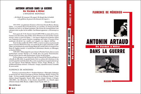 Antonin Artaud dans la guerre | Passage & Marseille | franco-allemand | Scoop.it