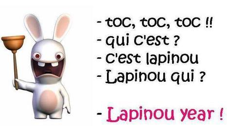 Lapinou | Au hasard | Scoop.it