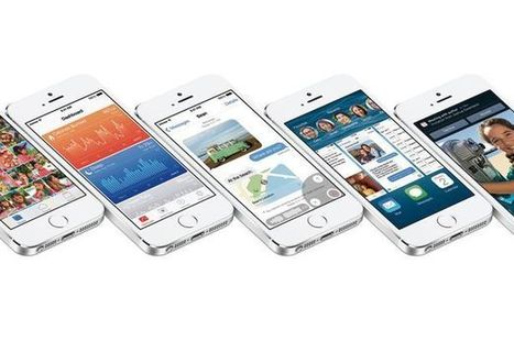 Does the new iOS8 iphone update block your calls? | Cognition et al. | Scoop.it