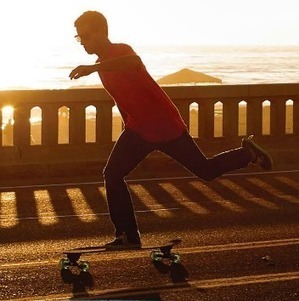 Five Reasons Why You Should Longboard | Skater Life | Scoop.it