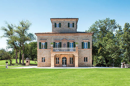 Best Le Marche Accommodation: Villa Dimora, Tolentino | Le Marche Properties and Accommodation | Scoop.it