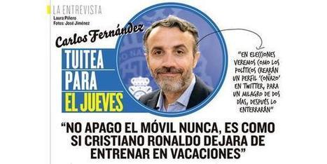 El Jueves on Twitter | Murcia Mass y Social Media | Scoop.it