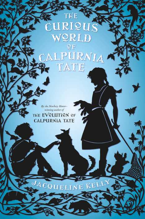 The Curious World of Calpurnia Tate by Jacqueline Kelly  FIC KEL | Fun Fiction Fridays | Scoop.it