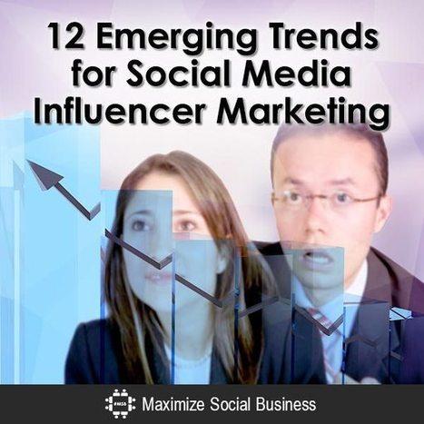 12 Emerging Trends for Social Media Influencer Marketing | e-commerce & social media | Scoop.it
