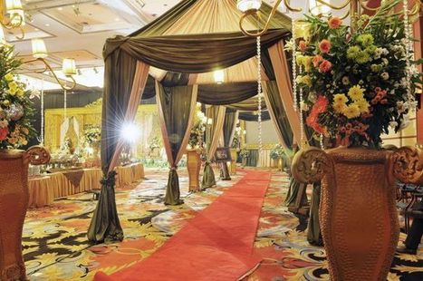 How to Decorate the Reception in Minimum Budget? | Universal Entertainment | Scoop.it