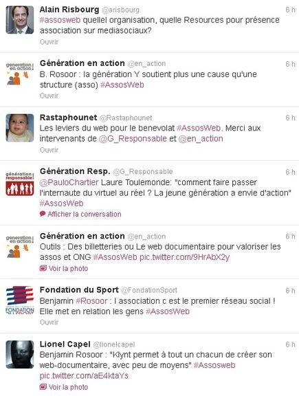 Forum des Associations : prolongez le débat sur le web et les assos   Génération en action   Scoop.it