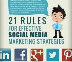 21 conseils pour votre stratégie médias sociaux! | Médias et réseaux sociaux professionnels | Scoop.it