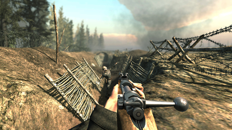 Verdun - new MMOFPS game | MMO games | Scoop.it