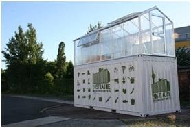 Des poissons et des légumes sur un toit à Berlin | L'Agriculture Citadine | Scoop.it