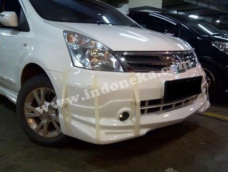 aksesoris dan Modifikasi Bodykit Nissan Grand Livina Impul 2 | Aksesoris Mobil Nissan | Scoop.it