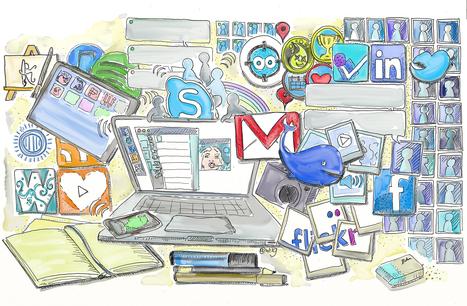 Los medios sociales en el ejercicio del periodismo / Amaro La Rosa | Comunicación en la era digital | Scoop.it