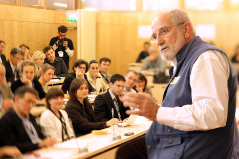 Jean-François Zobrist, chantre de l'entreprise libérée | Innovation collaborative et Agilité | Scoop.it
