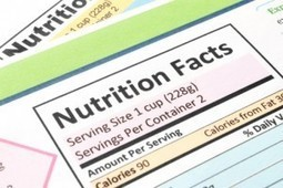 5 Things You Need to Know About Nutrition Labels - Foods4BetterHealth | Nutrition- Food Labels | Scoop.it