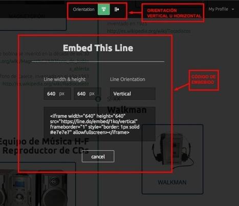 Crea prácticas líneas de tiempo con Line.do   Educacion, ecologia y TIC   Scoop.it