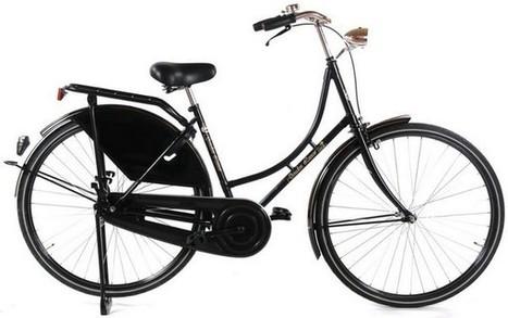 Un vélo hollandais pas cher pour les étudiants | Vélo Hollandais | Scoop.it